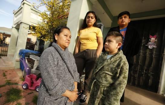 Una madre en busca de solidaridad para sobrevivir en EE.UU.