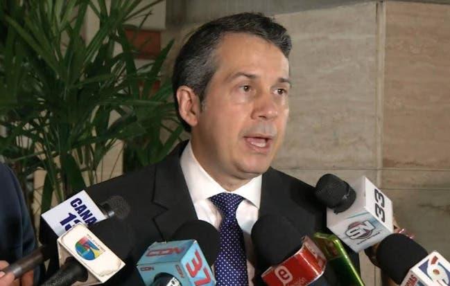 PRM denuncia a director de la CAASD y al candidato Rafael Paz por uso de recursos público