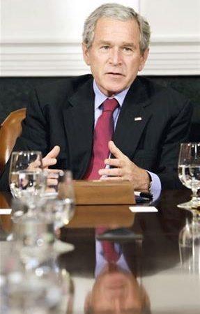 """George W. Bush apela a escuchar a los afroamericanos y examinar """"nuestros trágicos fracasos"""""""