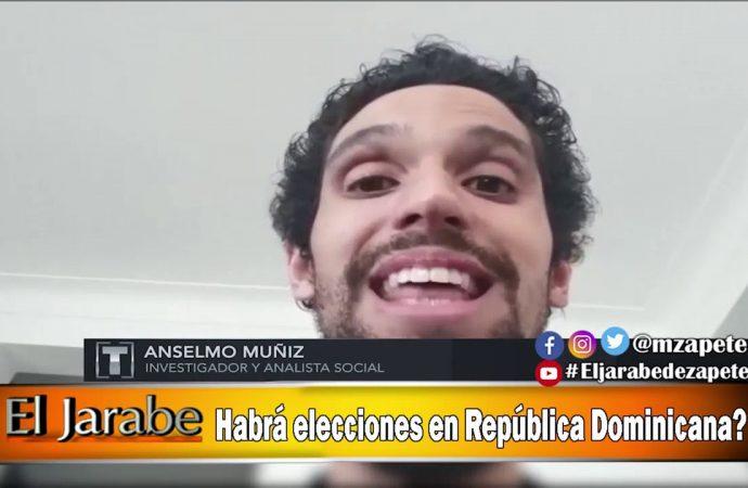 Habra elecciones en República Dominicana?   El Jarabe Seg-4 03/04/20