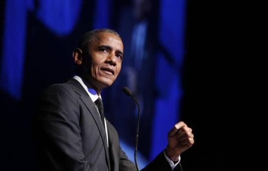 """Obama dice que las protestas reflejan """"un cambio de mentalidad"""" en EEUU"""