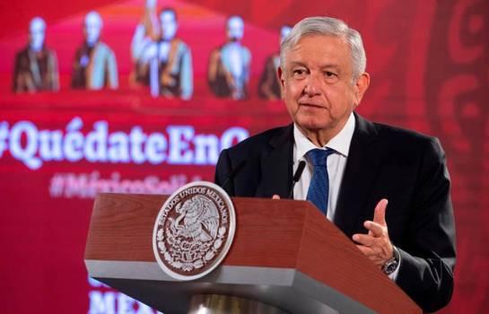 Presidente mexicano presenta supuesto plan opositor para destituirlo