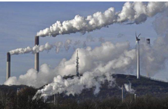 Dióxido de carbono en atmósfera impone nuevo récord