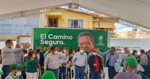 Leonel ve candidato PLD se desmorona