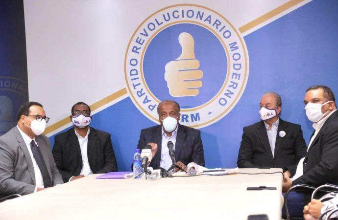 PUNTA CATALINA: El PRM denuncia planta 1 no pasó pruebas y las suspendieron en la 2