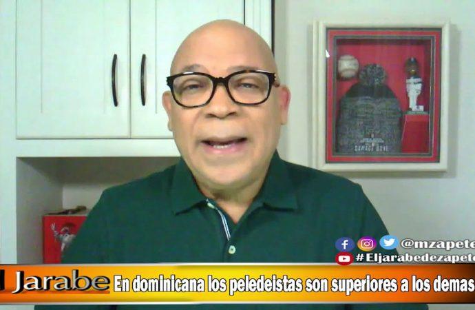 En dominicana los peledeistas son superiores a los demas | El Jarabe Seg-2 09/06/20