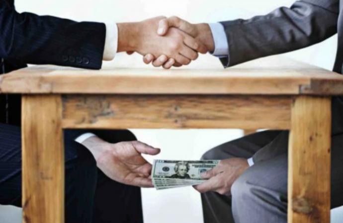 RD entre los países latinoamericanos con menos capacidad para combatir la corrupción