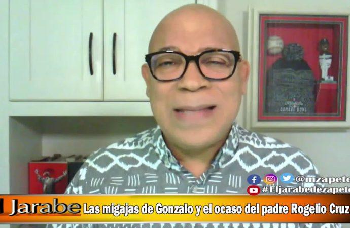 Las migajas de Gonzalo y el ocaso del padre Rogelio Cruz   El Jarabe Seg-3 15/06/20