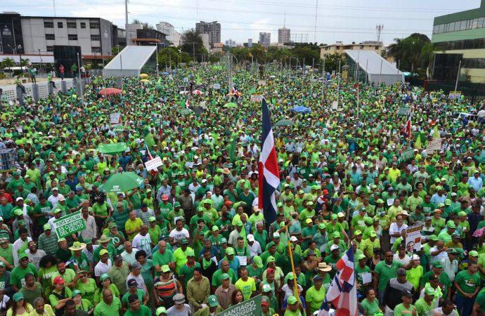 Marcha Verde sigue rindiendo frutos: preocupación por corrupción motiva votos
