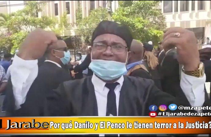 Por qué Danilo y El Penco le tienen terror a la Justicia? | El Jarabe Seg-4 17/06/20