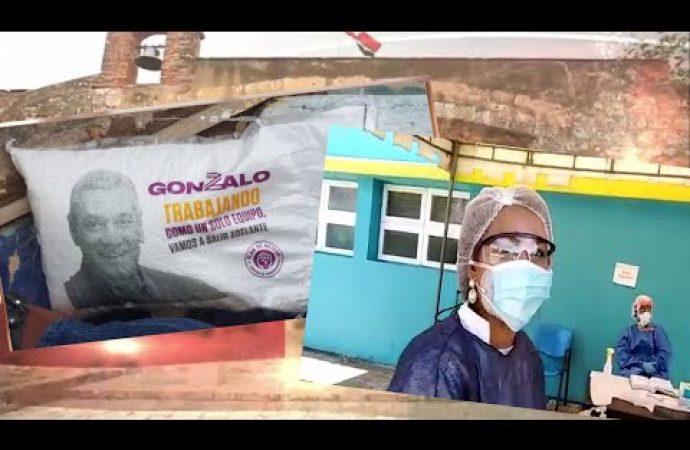 El gobierno dominicano promueve contagios de Covid-19 | El Jarabe Seg-1 18/06/20
