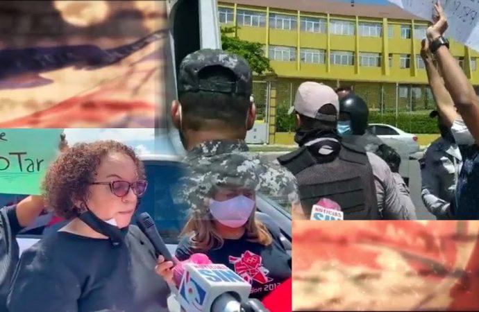 Danilo Medina volvió a atropellar a Miriam Germán | El Jarabe Seg-3 22/06/20