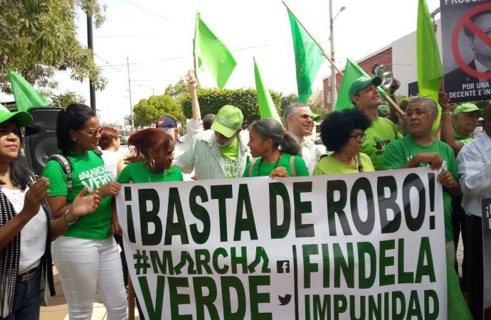 Marcha Verde: El Gobierno despilfarra más de mil 600 millones en tres días
