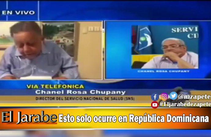 Esto solo ocurre en República Dominicana | El Jarabe Seg-3 06/04/20