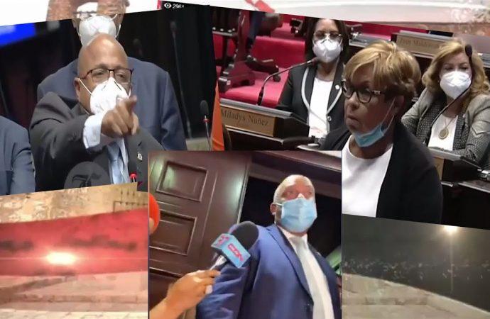 El Congreso dominicano es una ofensa a la decencia | El Jarabe Seg-2 19/06/20