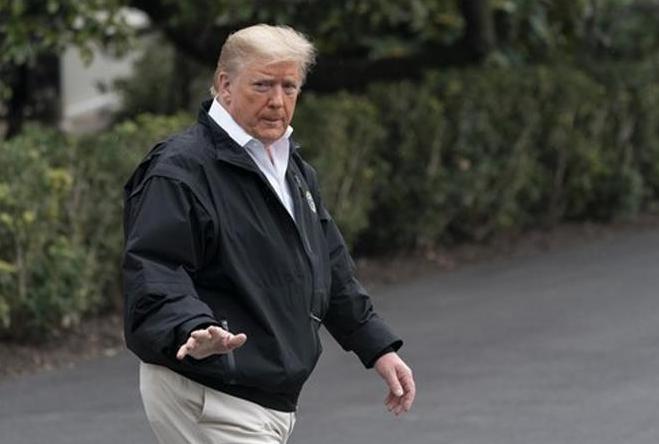 Decenas de líderes militares retirados critican a Trump