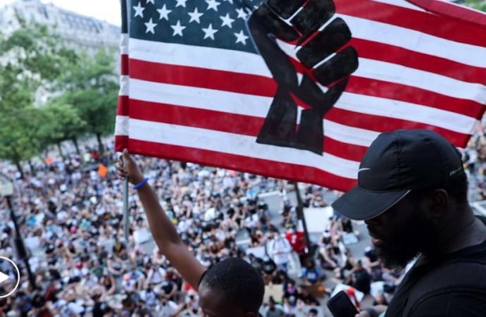 Por qué los negros de EE UU no respiran