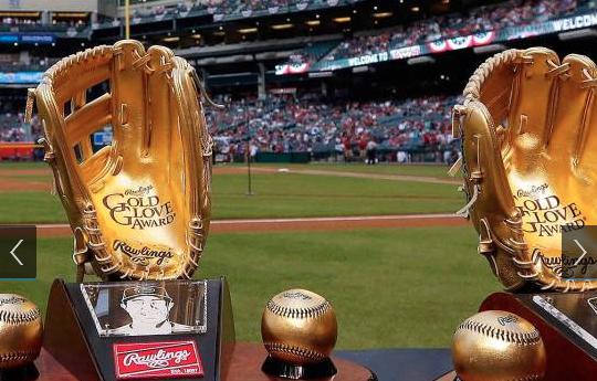 """El equipo dominicano """"Guante de Oro"""" en el béisbol de Grandes Ligas"""