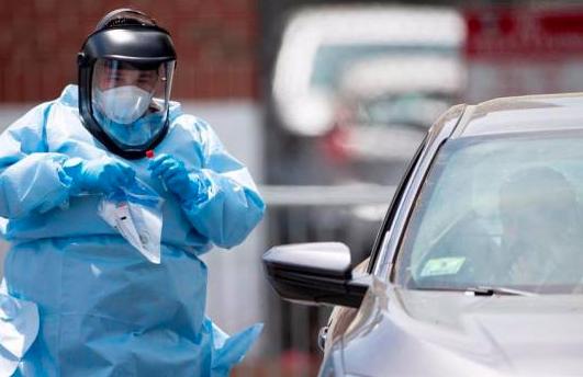 EEUU registra más de 700 muertes por covid-19 en 24 horas