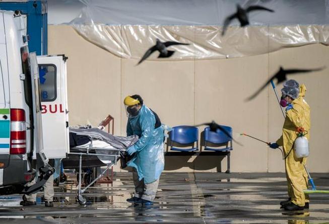RD alcanza cifra récord con 15 muertes por coronavirus en un día; 54 defunciones en una semana
