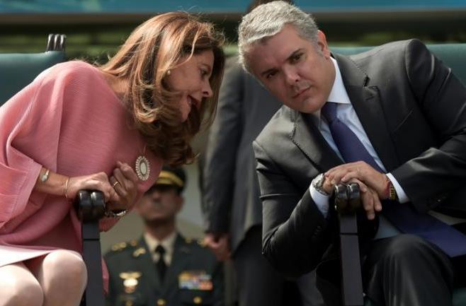 Los fantasmas del narco acorralan a la vicepresidenta de Colombia