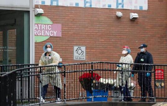 EE.UU. se acerca a los 116.000 muertos y 2,1 millones de casos de coronavirus