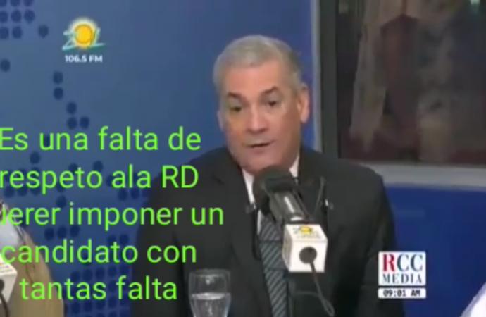 ¿Por qué quiere Danilo Medina imponer a Gonzalo como Presidente de los dominicanos?