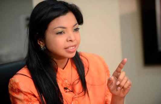 Yeni Berenice opuesta a sugerencia de Valentín sobre procurador general anticorrupción