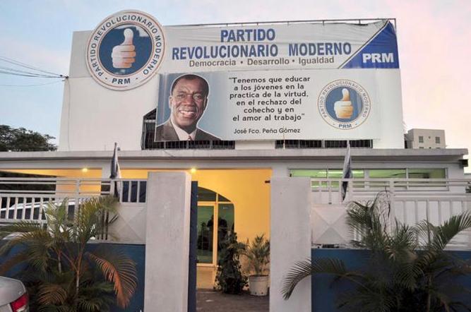 Depositan denuncias en JCE contra Gonzalo, director PN y Comedores Económicos