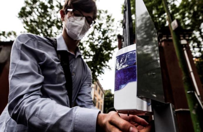 Italia registra 66 muertos con coronavirus en las últimas 24 horas