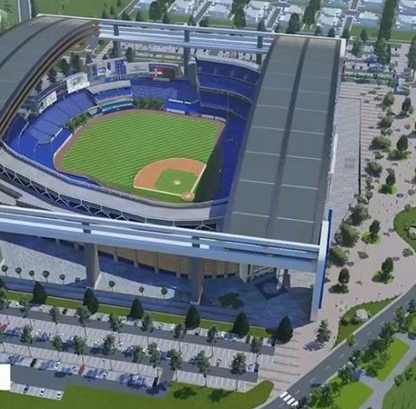 David Ortiz revela intenciones de construir moderno estadio de béisbol en RD