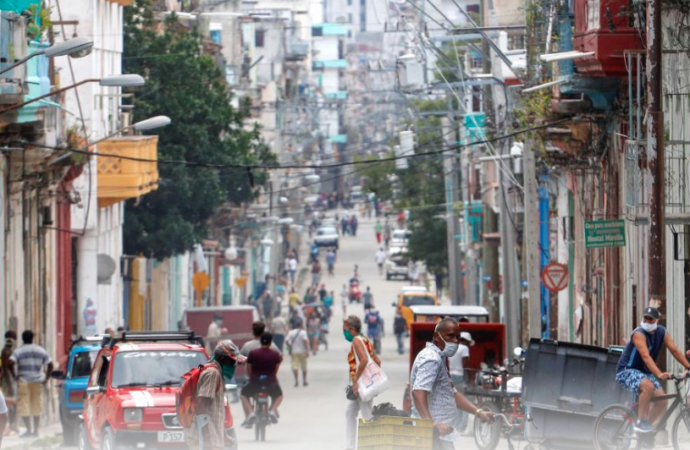 Por primera vez la capital de Cuba no reporta casos diarios de COVID-19