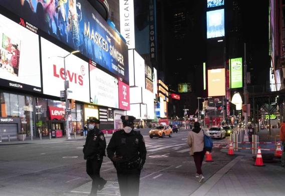 Nueva York amplía el requisito de cuarentena para ocho estados más