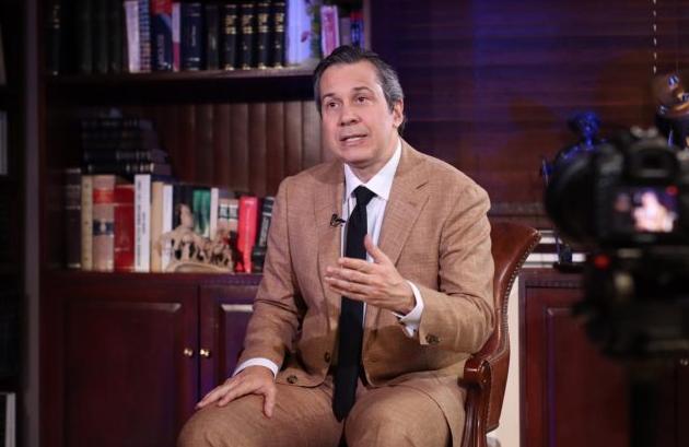 Orlando Jorge Mera reta al PLD a detallar y justificar sus ingresos y gastos de campaña