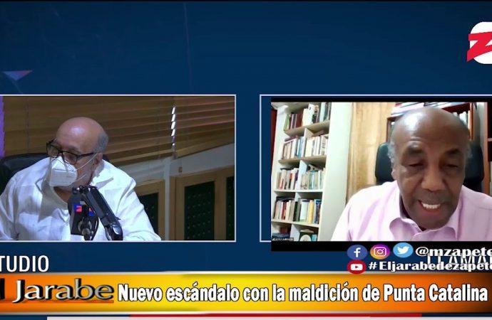Nuevo escándalo con la maldición de Punta Catalina | El Jarabe Seg-3 08/06/20