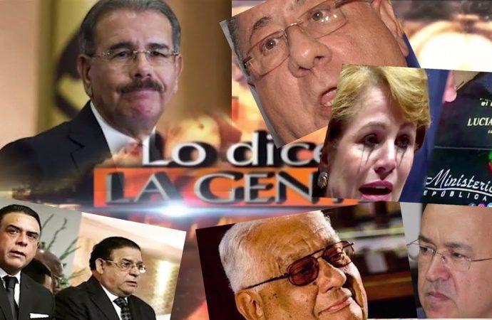 Cronica de una pandilla de ladrones sin igual..SE VAN | El Jarabe Seg-4 30/06/20