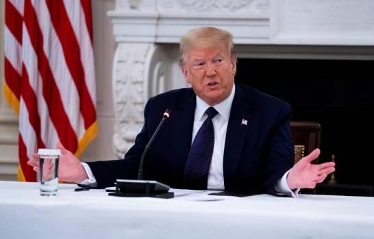 Trump retomará sus mitines de campaña en las próximas dos semanas