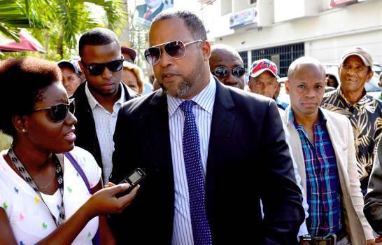 Fiscalía solicitará variación de arresto domiciliario por cárcel a exalcalde Raúl Mondesí