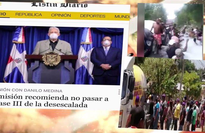 Nadie serio cree en el Gobierno dominicano | El Jarabe Seg-1 22/06/20