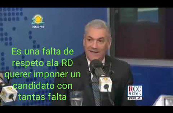 Por qué quiere Danilo Medina imponer a Gonzalo Castillo como Presidente de los dominicanos? | 15/06