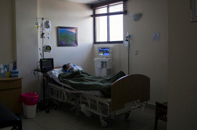 El 89.2% de camas de intensivos están ocupadas en el Gran Santo Domingo