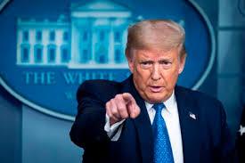 """Los demócratas critican despliegue federal de Trump como """"truco político"""""""