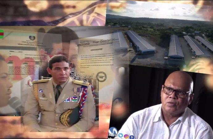 El escándalo de la pastora Rossy y el general Cáceres pica y se extiende   El Jarabe Seg-3 20/07/20