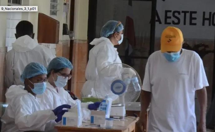 Médicos asilo afirman Conape fue indiferente