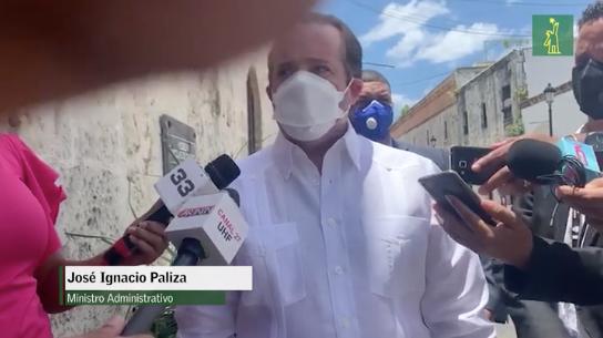 Video | Paliza: no hemos sido consultados sobre últimas decisiones de Danilo Medina