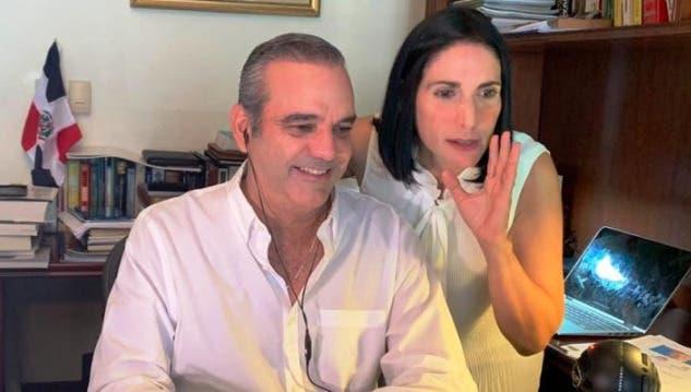 Luis Abinader revela qué pasará con programas que maneja Despacho de Primera Dama
