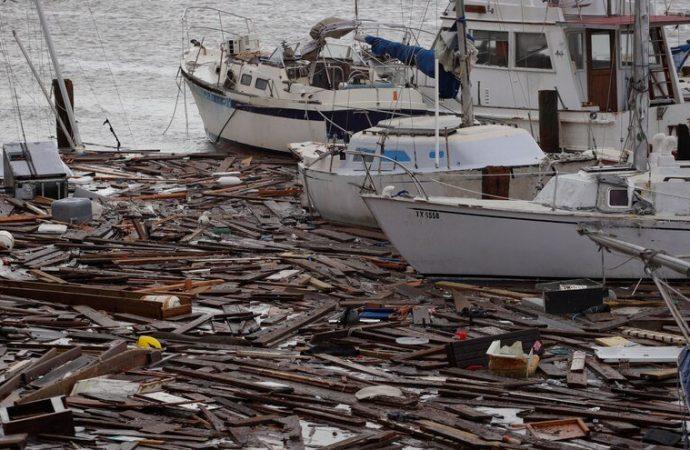 Donald Trump declara estado de emergencia en Texas tras el paso del huracán Hanna