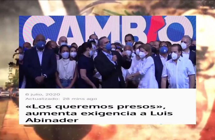 Que pueden esperar los dominicanos del nuevo gobierno   El Jarabe Seg-4 07/07/20