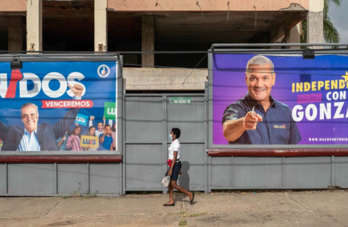 Inicia la jornada electoral en República Dominicana