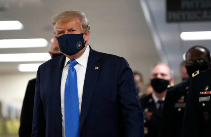 Trump preguntó si Estados Unidos podía vender a Puerto Rico